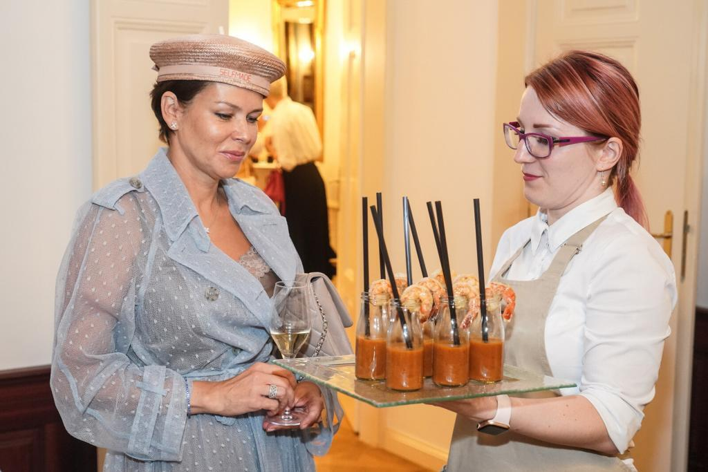 Corporate party and private celebrations in Chateau Trnová near Prague